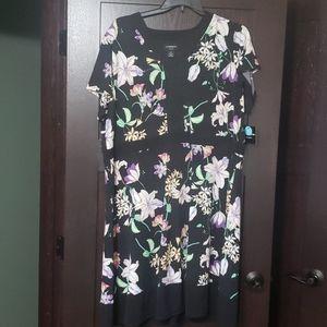 NWT Liz Claiborne dress 2x
